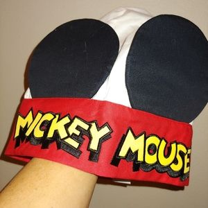 Disney Mickey Mouse Chef Hat One Size Kid Little